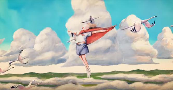 パプリカ(米津玄師バージョン)のアニメの意味は?彼岸花の花言葉